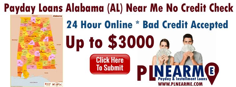 Payday Loans Alabama Online - PLnearme