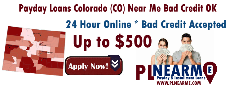 Payday Loans Colorado CO Online Near Me