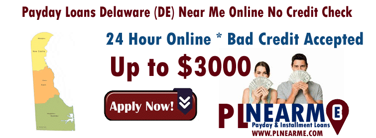Payday Loans Delaware DE