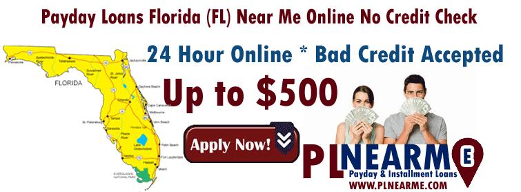 Payday Loans Florida FL Online Near Me