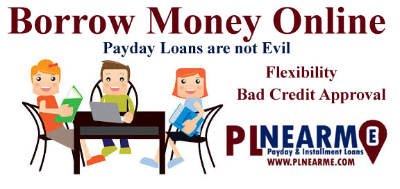 Borrow Money Online PLnearme